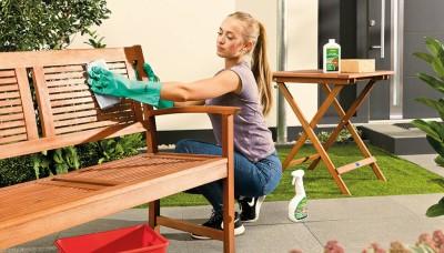 Jak pečovat o zahradní nábytek, aby dlouho vydržel