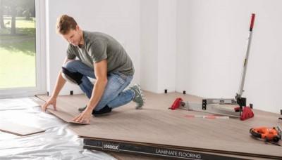 Návod na položení laminátové podlahy