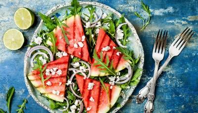 Ovoce z grilu – originální a chutný nápad