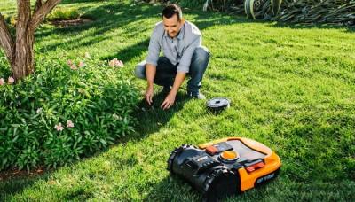 Robotická sekačka – užitečný pomocník pro vaši zahradu
