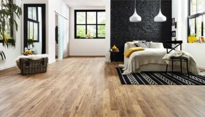 Vše, co potřebujete vědět o laminátové podlaze