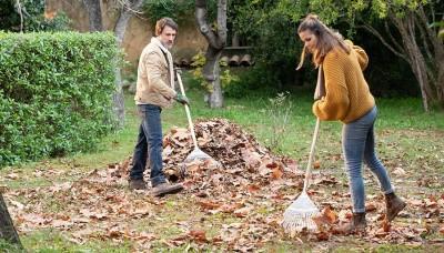Zahradní práce na podzim a v zimě