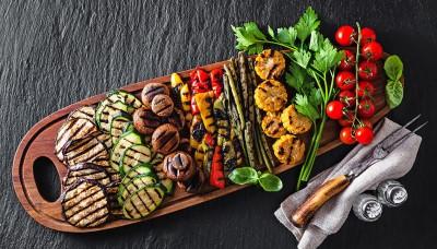 Zelenina z grilu – zdravě a chutně